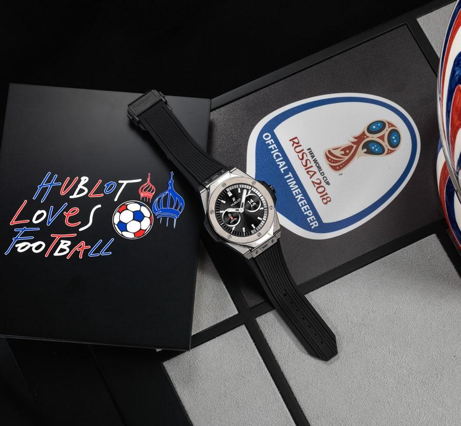 Hublot: Big Bang Referee 2018 FIFA World Cup Russia TM