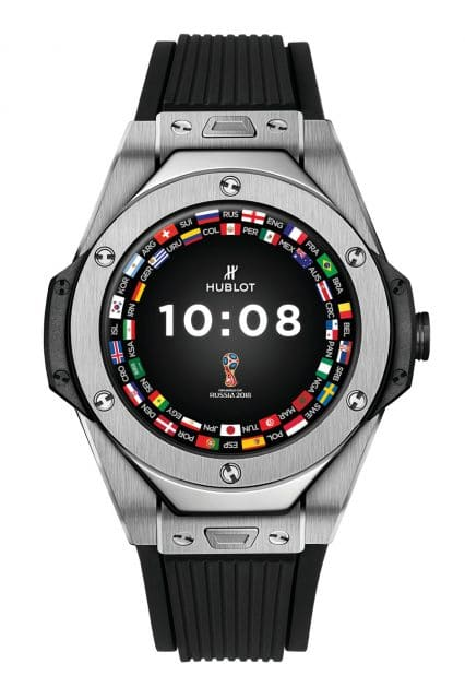 Hublot: Big Bang Referee 2018 FIFA World Cup Russia TM