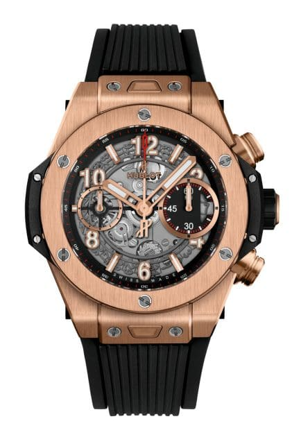 Hublot: Big Bang Unico King Gold 42mm