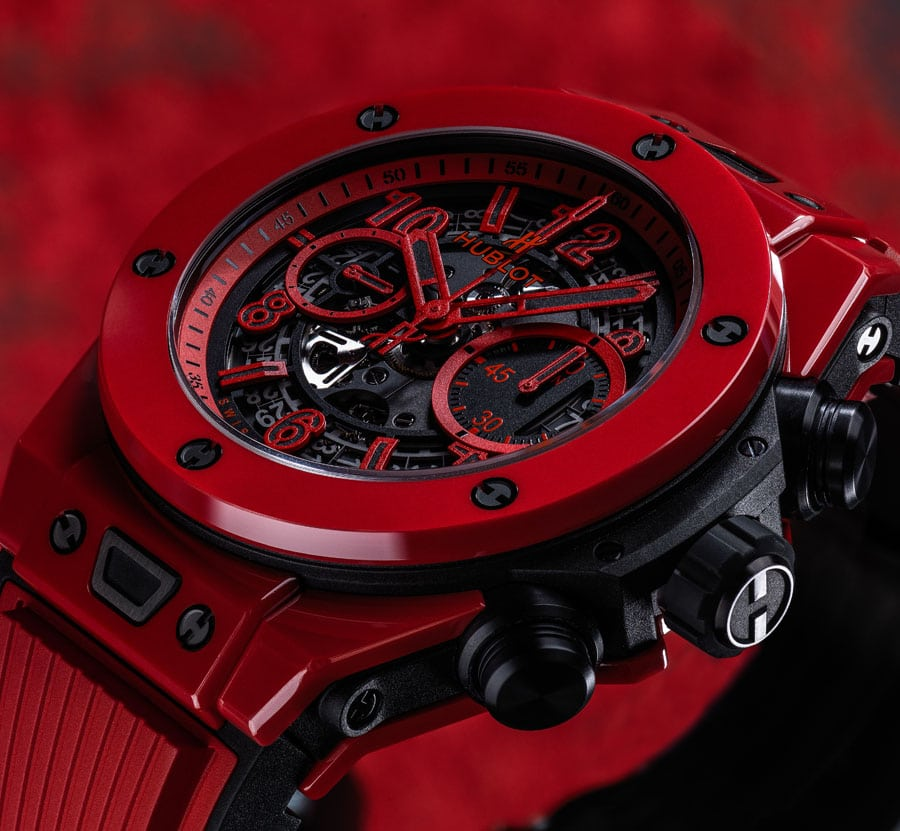 Hublot: Big Bang Unico Red Magic