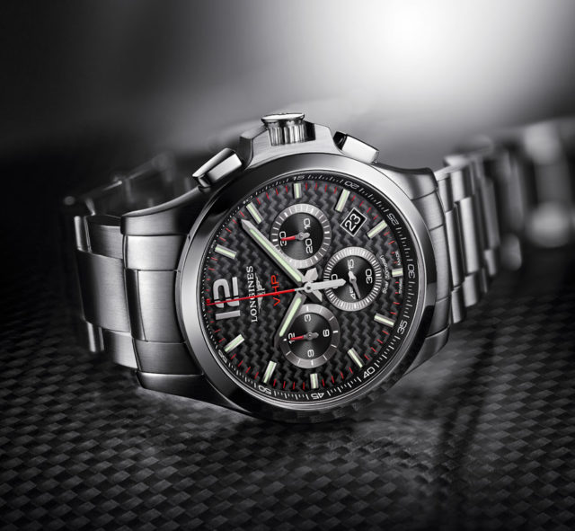 Longines: Conquest V.H.P. Chronograph
