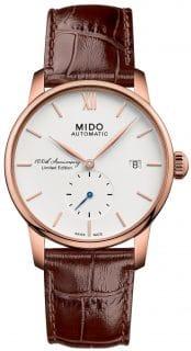 Mido: Baroncelli 100th Anniversary Limited Edition für Herren