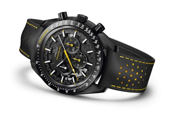 Omega: Speedmaster Dark Side of the Moon Apollo 8