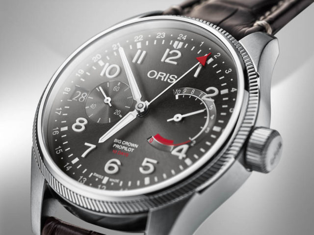 Oris: Big Crown ProPilot Calibre 114