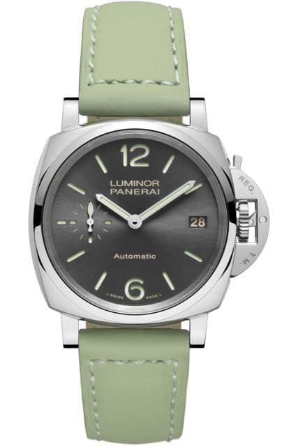 Panerai: Luminor Due 3 Days Automatic Acciaio