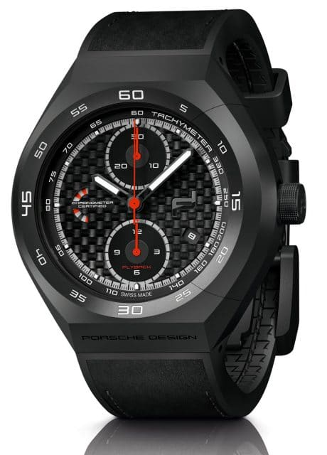 Porsche Design: Monobloc Actuator Chronotimer Flyback Limited Edition