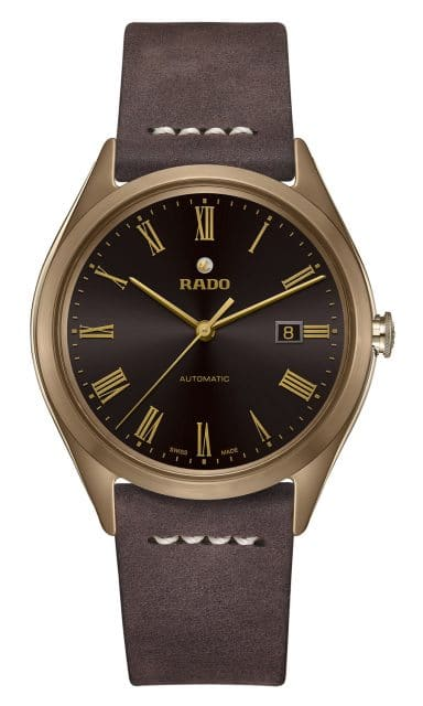 Rado: Hyperchrome Ultra Light Limited Edition mit Lederband
