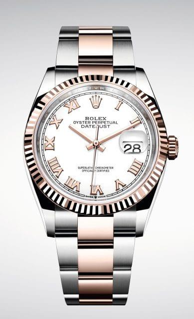 Die neue Rolex Oyster Perpetual Datejust 36