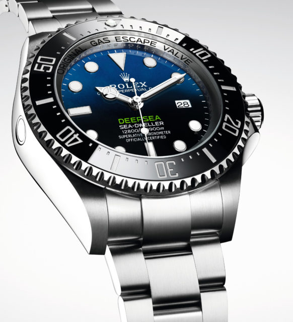 Rolex: Oyster Perpetual Deepsea