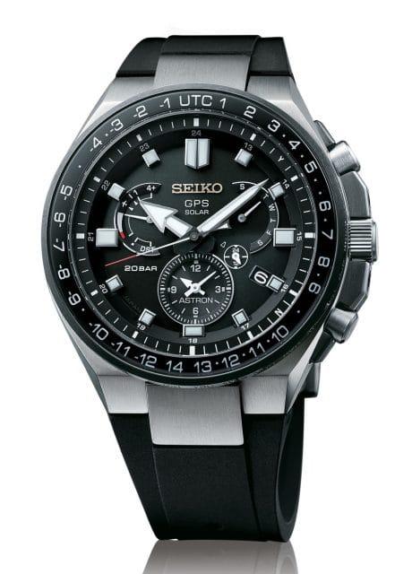 Seiko: Astron GPS Solar Dual Time Executive Sports Line