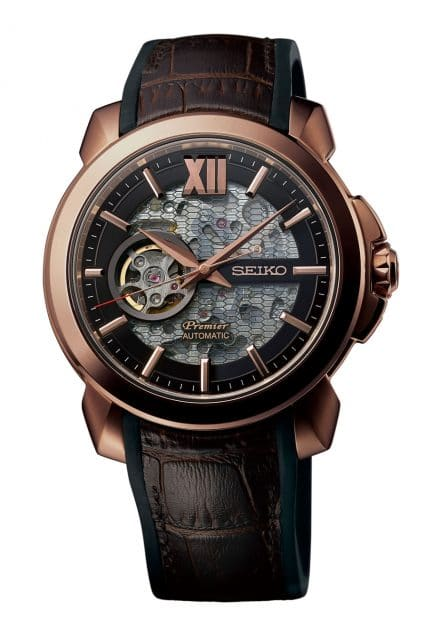 Seiko: Premier Novak Djokovic Limited Edition