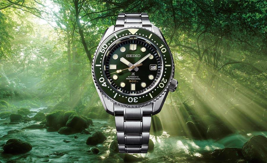 Seiko The 1968 Automatic Diver's Commemorative Limited Edition