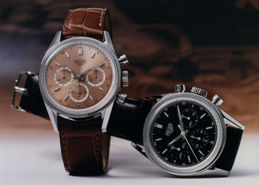 TAG Heuer: Carrera Chronograph von 1996