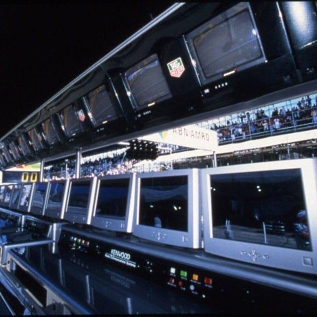 1992 wurde TAG Heuer mit seinem revolutionären computergestützten Zeitnahme-System offizieller Zeitmesser der Formel 1