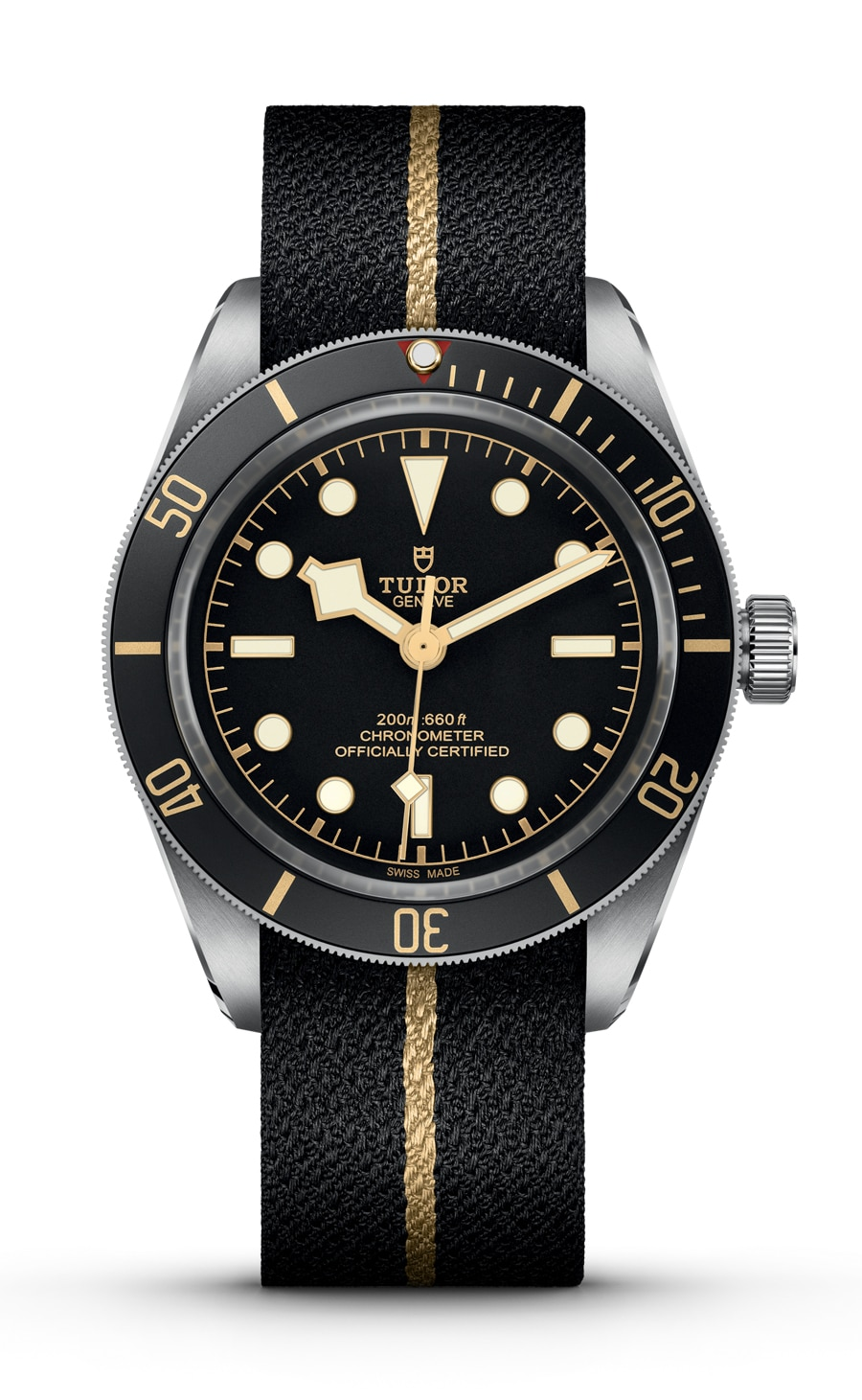 Tudor Black Bay Fifty-Eight  mit Textilband