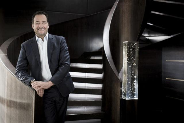 Julien Tornare ist seit Mai 2017 CEO von Zenith