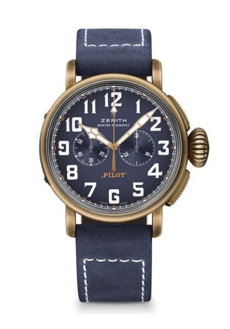 Zenith: Pilot Type 20 Extra Special Chronograph
