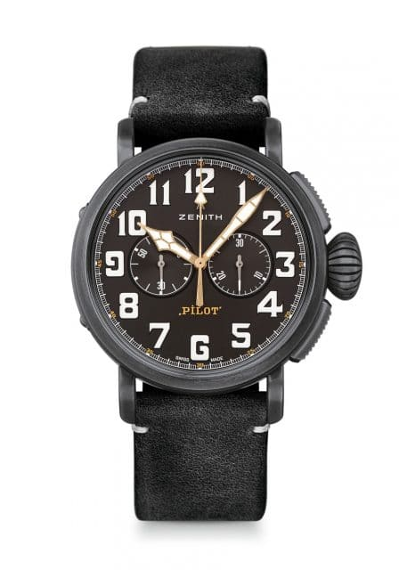 Zenith: Pilot Type 20 Chronograph Ton Up