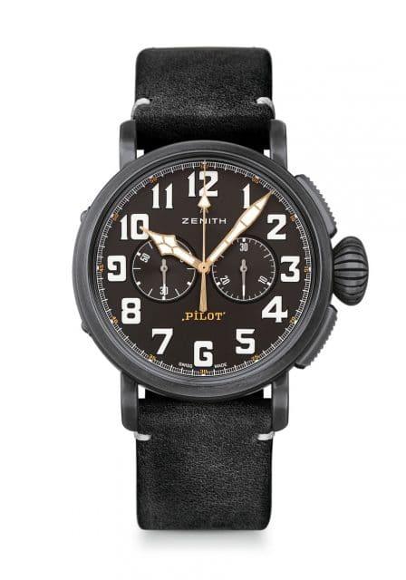 Zenith: Pilot Type 20 Chronograph Ton Up