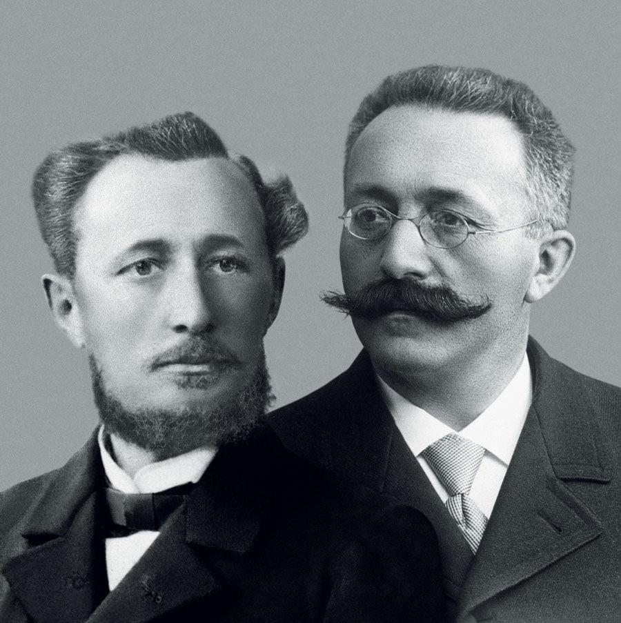 Jules Audemars und Edward-Auguste Piguet