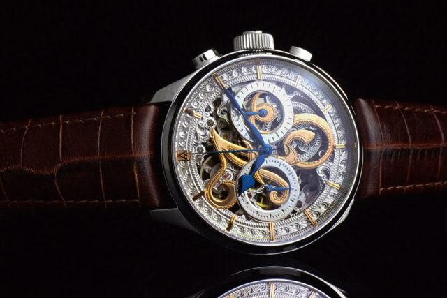 Alexander Shorokhoff: Uhren mit Initialen