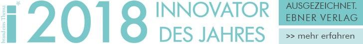 Banner Innovator des Jahres
