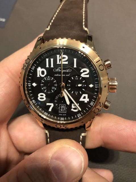 Breguet: Type XXI Limited Edition