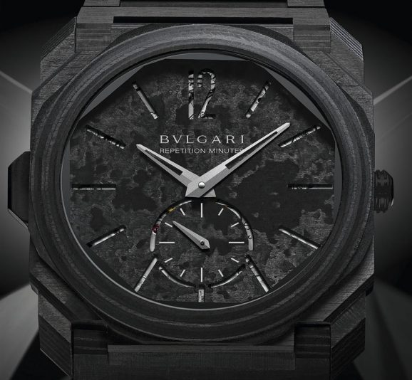 Bulgari: Octo Finissimo Minute Repetition Carbon