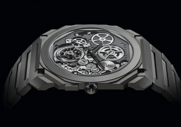 Bulgari: Octo Finissimo Tourbillon Automatic