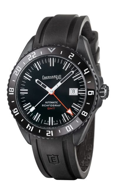 Eberhard & Co.: Scafograf Black Sheep