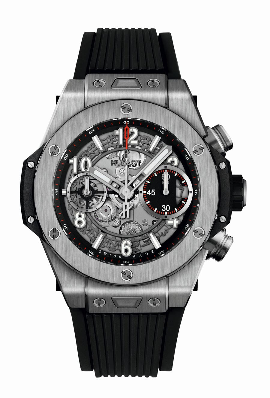 Hublot: Big Bang Unico 42mm in Titan
