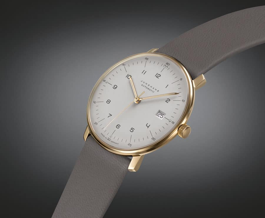 Red Dot 2018: Junghans max bill Automatic