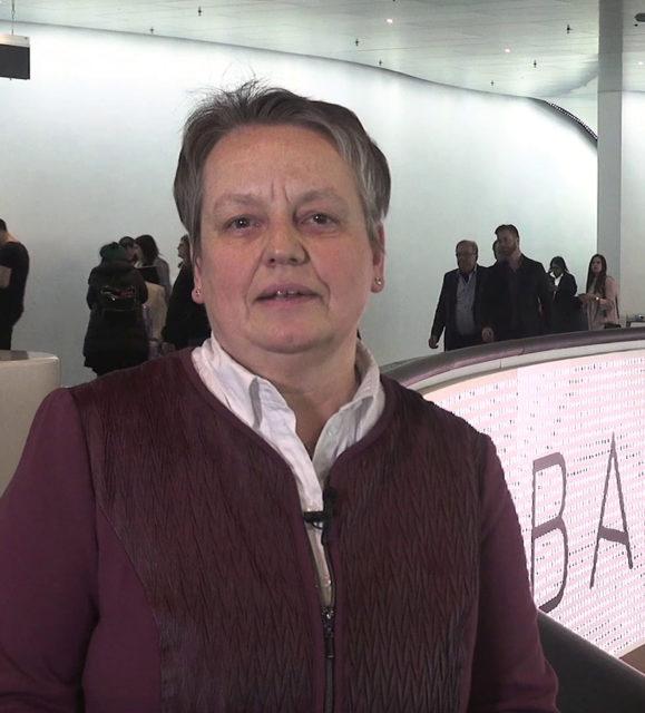 Martina Richter, stv. Chefredakteurin UHREN-MAGAZIN, über die Baselworld 2018