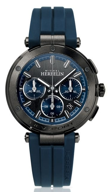 Michel Herbelin: Newport Chronographe automatique, 2.495 Euro
