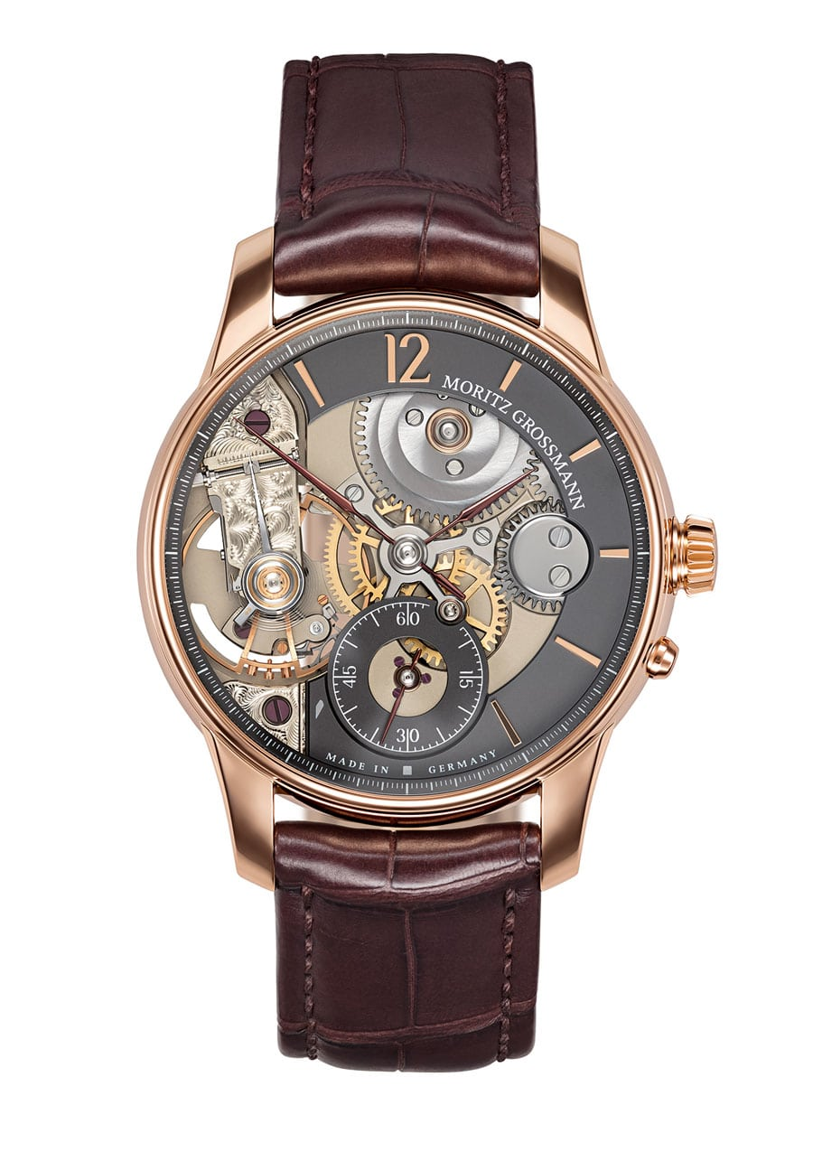 Moritz Grossmann: Atum Backpage in Roségold