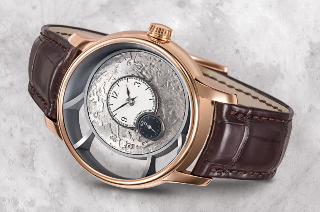 Moritz Grossmann: Benu Anniversary Lost in Space