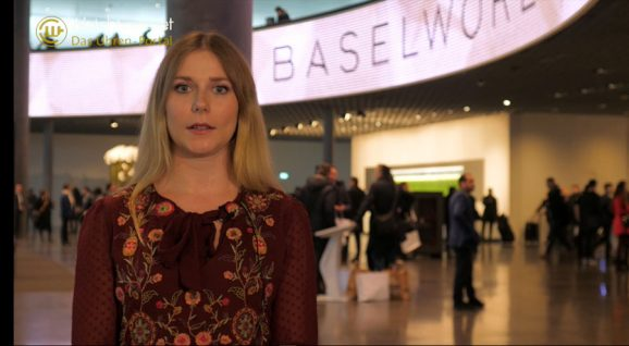 Nadja Ehrlich Statement Baselworld 2018