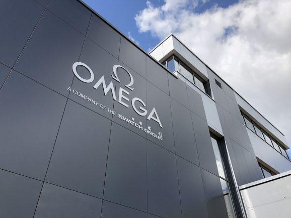 Omega: Werkefabrik in Villeret