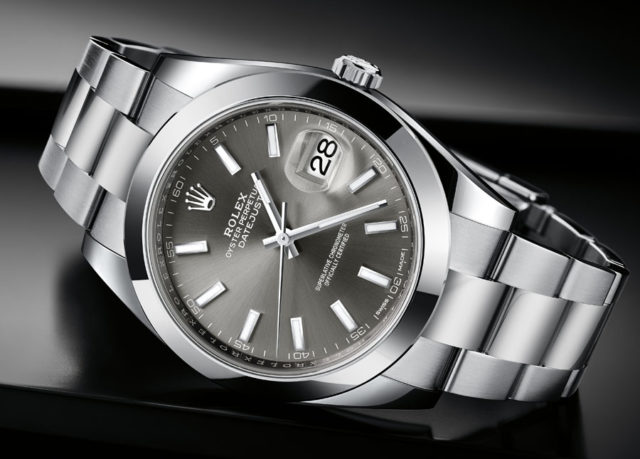 Im Test: Rolex Oyster Perpetual Datejust 41