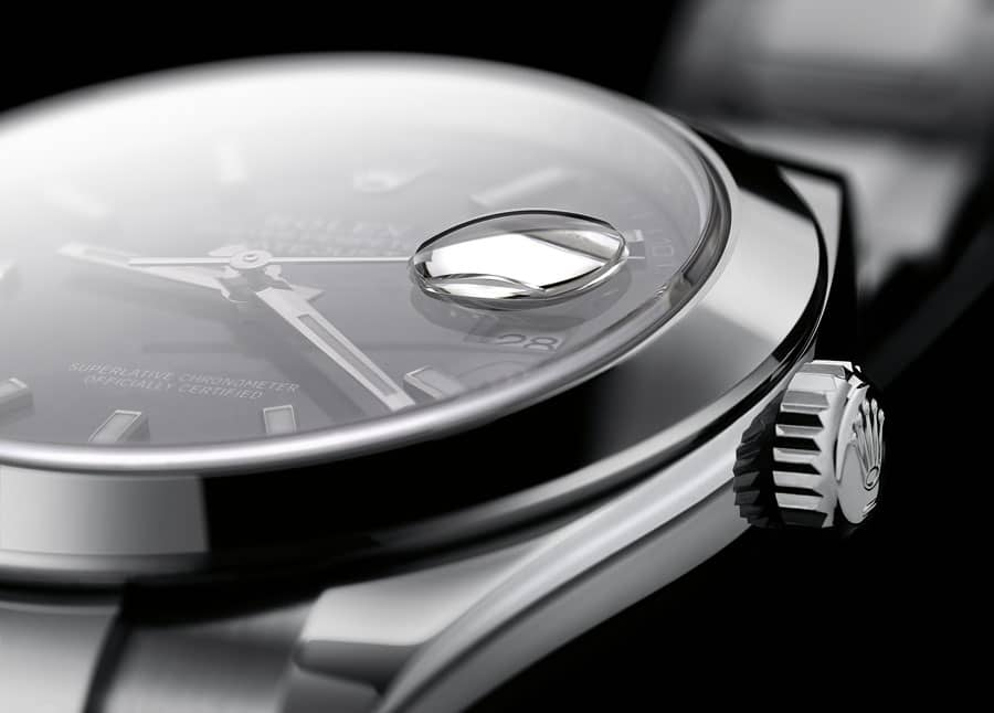Immer gut zu bedienen: Rolex Oyster Perpetual Datejust 41