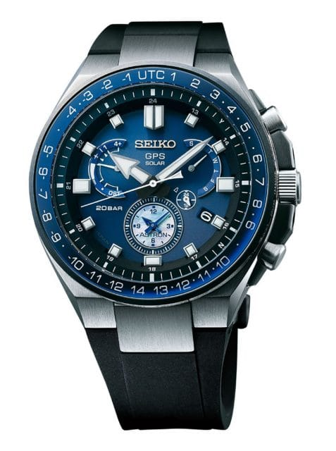 Seiko: Astron GPS Solar Executive Sports