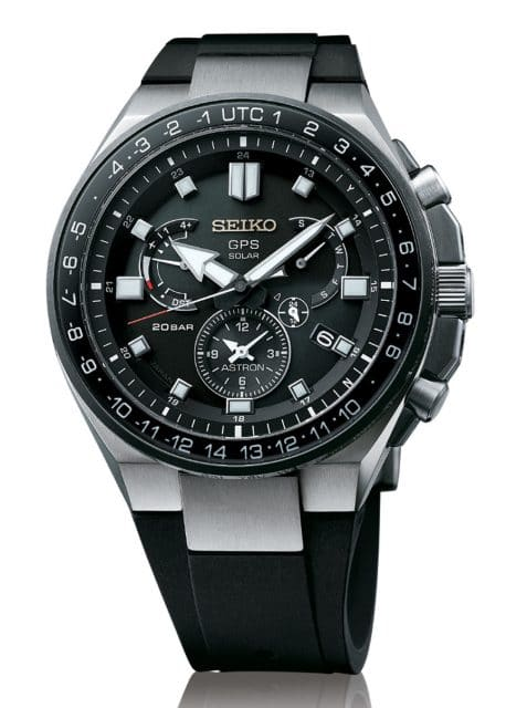 Seiko: Astron GPS Solar Executive Sports