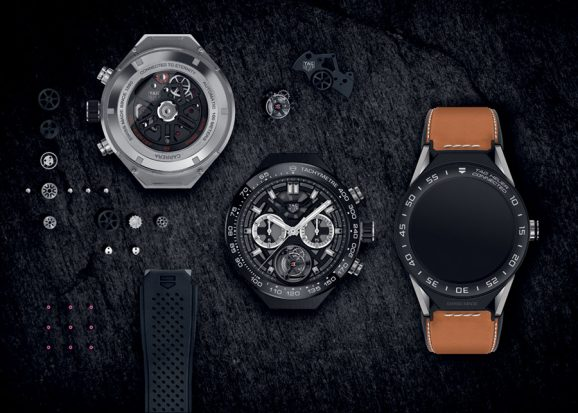 TAG Heuer: Connected Modular 45 Luxury Kit
