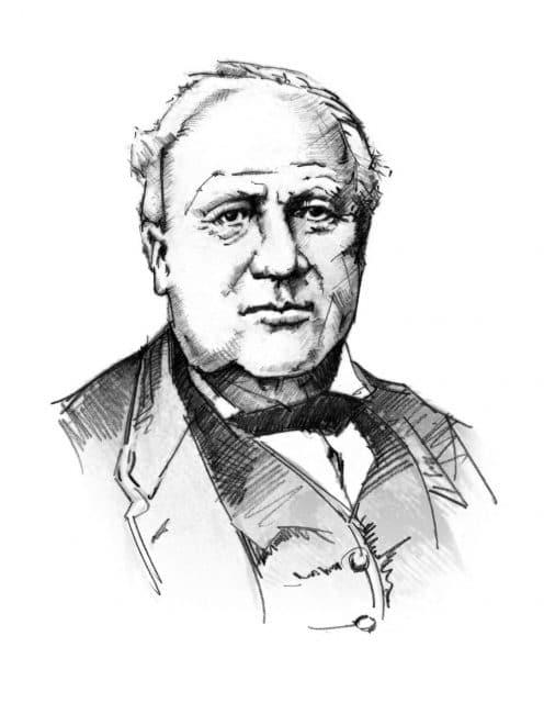 Georges-Auguste Leschot (1800-1884)