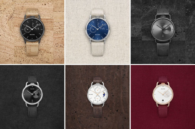 Baume: Custom Timepiece Series