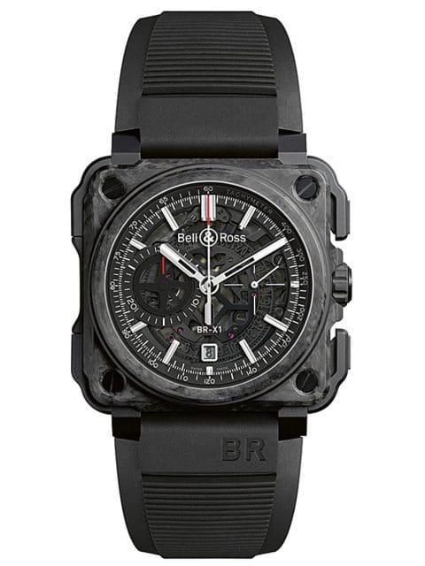 Bell & Ross: BR-X1 Carbon Forgé