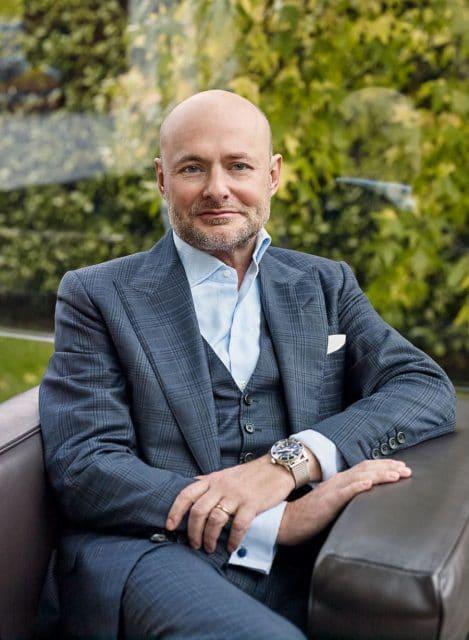 Georges Kern, CEO von Breitling