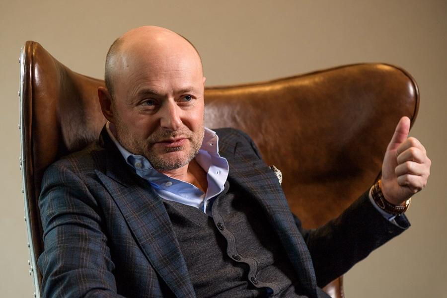 Georges Kern, Chef von Breitling, verrät im Interview wohin er die Marke lenken will
