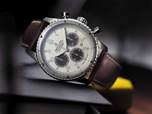 Breitling: Navitimer Aviator 8 B01 Chronograph 43 Limited Edition