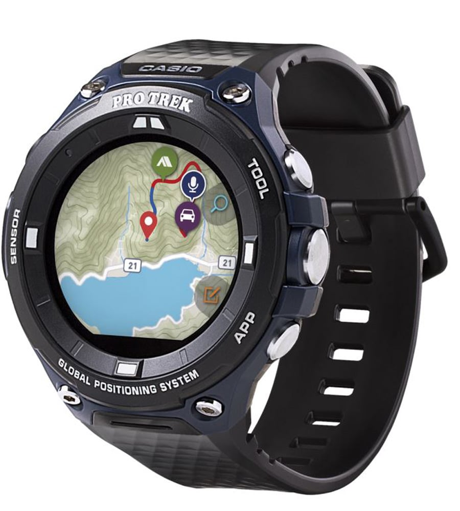 Casio: Pro Trek Smart Outdoor Watch WSD-F20A